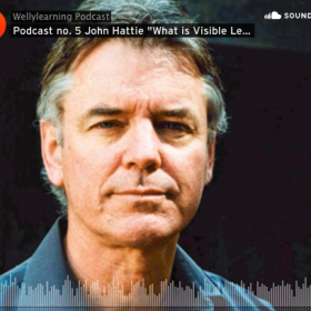"Podcast No. 5 John Hattie: ""What is Visible Learning?"""