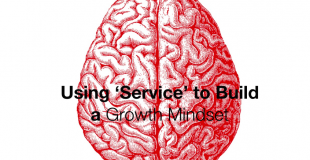 Using 'Service' to Build a Growth Mindset