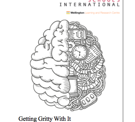 "First working paper published – ""Getting Gritty with It."""